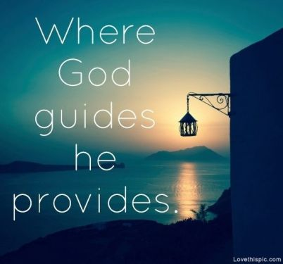 where God Guides
